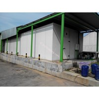 Colstorage Coldroom Shelterckd Semarang