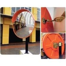 Cermin Tikungan Jalan ( Convex Mirror )