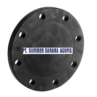 Jual BLIND FLANGE - CARBON STEEL