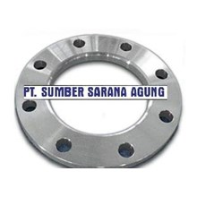 LAP JOINT FLANGE - STAINLESS STEEL