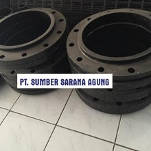 LAP JOINT FLANGE - CARBON STEEL