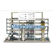 Mesin Reverse Osmosis RO 10000 Gpd setara 35000 Liter per hari