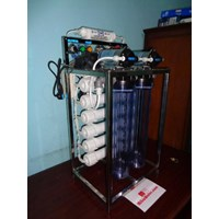 Jual Mesin Reverse Osmosis RO 600 Gpd Setara 2100 Liter Per Harii