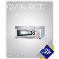 Oven Roti Gas 1 Deck 1 Tray