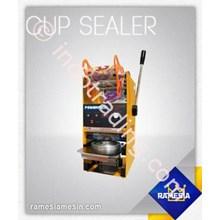 Penutup Gelas Cup Manual Dengan Digital Counter