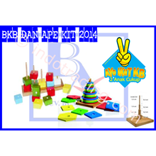 Bkb Tool Kit And Games Children 2014