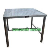 Stainlees Steel Workbench