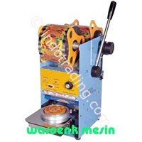 Sell Cup Sealer Machine