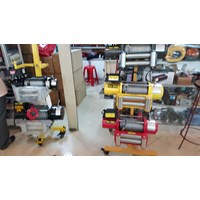 Sell ing Winch with various brands of Warn or Chima