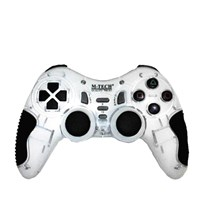 M-TECH Game Pad 2.4G Wireless - Putih
