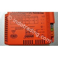 Sell PTZ 35 OSRAM Ballast Electronic
