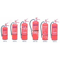 Dry Powder Water - Foam Portable Fire Extinguisher
