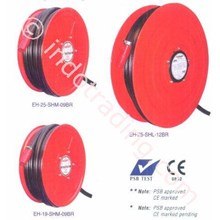 Manual Swing type Fire Hose Reel - Hose Inlet