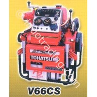 Jual Tohatsu Portable Fire Pump V66CS