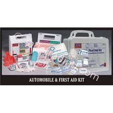 Automobile & Safety Equipment First Aid Kits