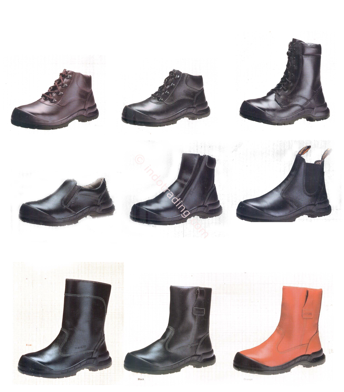 Daftar Merk Sepatu