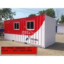 Container Office 20 Feet Surabaya