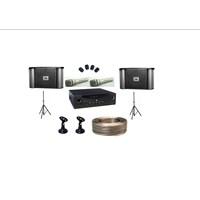Star Audio-Paket Karaoke Jbl Rm 10 101 Rma 220