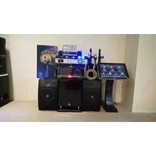 Star Audio-Paket Karaoke Vl Audio 2+Geisler Karaoke Ok 3500