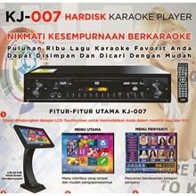STAR AUDIO-PLAYER KARAOKE AVANTE KJB KJ 007+HDD 2 TERA