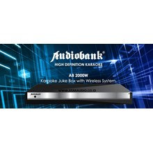 STAR AUDIO-AUDIOBANK AB 2000+HDD 4 TERA PLAYER KARAOKE