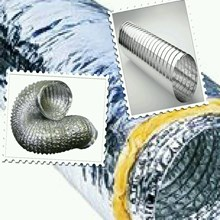 FLEXIBLE DUCT - ROUND DUCT
