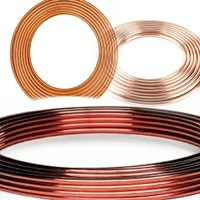 Sell ASTM B280 COPPER PIPE