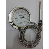 Thermometer Kapiler Bimetal