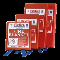 Jual Fire Blankets 82 x 62 Inch Case Metal - IMPA 330951