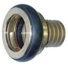 Fire Hose Nozzles Copper Machino Interlock Connect 50mm(2 Inch) x 16 x 370mm - IMPA 330810