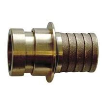 Fire Hose Nozzles Copper Machino Interlock Connect 65mm(2.5 Inch) x 20 x 500mm - IMPA 330811