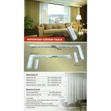MOTORIZED CURTAIN TRACK