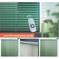 ELECTRIC HORIZONTAL BLIND.