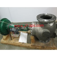 Jual FISHER CONTROL VALVE