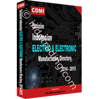 Jual Ekslusif Indonesian Electric & Electronic Manufacturers Directory 2014 - 2015