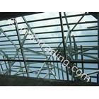 Pemasangan Rangka Atap Baja Ringan Galvalum/Zincalum Dan Plafon Gypsum (Samarinda-Kaltim Dan Malang-Jatim)