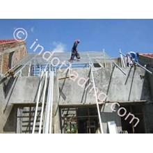 Pemasangan Rangka Atap Baja Ringan Galvalum Malang