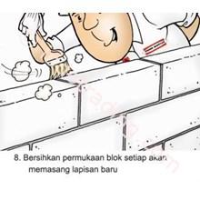 Bata Ringan/Hebel/Celcon Malang