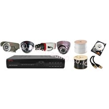 Paket Kameran Cctv Freedom 4 Ch Vision Pro