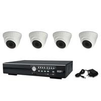 Jual Kamera CCTV Paket AVTECH HDTVI 2.0 MP-IO40