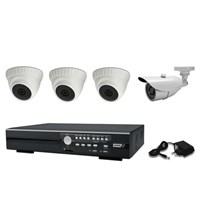 Jual KAMERA CCTV PAKET AVTECH HDTVI 2.0 MP -IO31