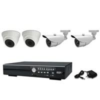 Jual KAMERA CCTV PAKET AVTECH HDTVI 2.0 MP -IO22
