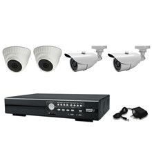 KAMERA CCTV PAKET AVTECH HDTVI 2.0 MP -IO22