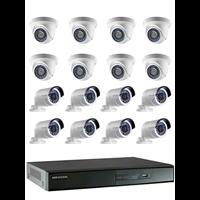 Jual KAMERA CCTV PAKET TURBO LIQUID HD 1080p (88)