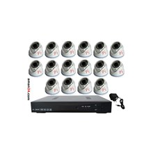 PAKET CCTV 16 CHANNEL AHD OFFICE 1080P MURAH 16 IN