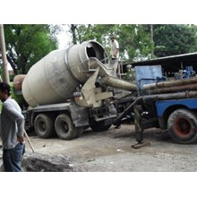 Rental Concrete Pump atau sewa concrete pump
