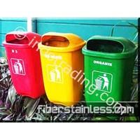 Jual Tempat Sampah Fiber