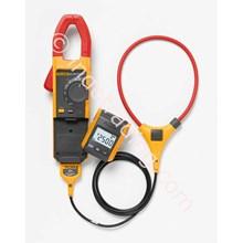 Fluke 381 Remote Display True-Rms Ac Dc Digital Clamp Meter With Iflex