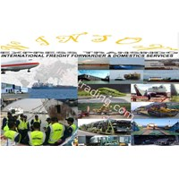 Sea & Air Freigh Forwarding - Customs Clearance - Project Handling - Shipping Agency