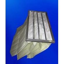 Air handling unit pocket filter